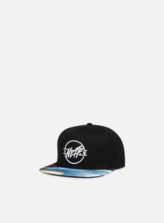 Neff - Last Sunset Snapback, Black 1