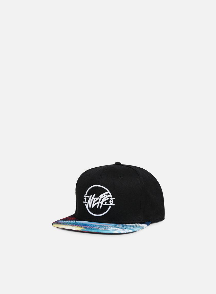 Neff - Last Sunset Snapback, Black