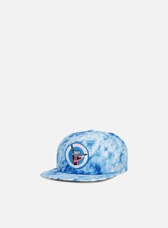 Neff - Summer Haze Snapback, Blue 1