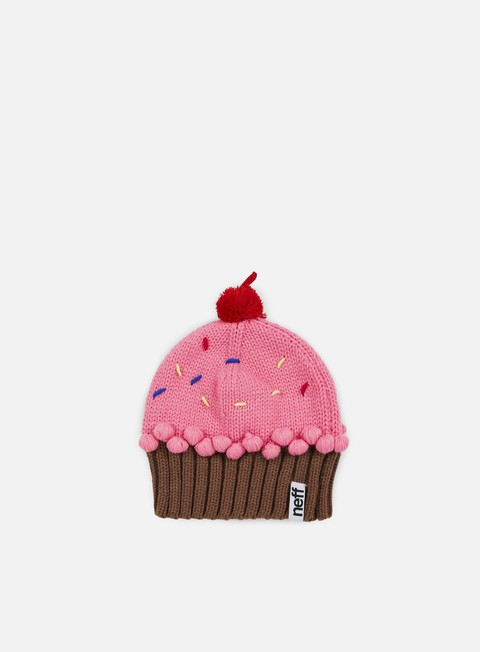 cappellini neff wmns cupcake beanie strawberry