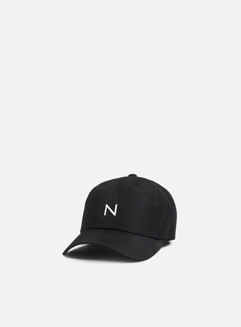 Cappellini Visiera Curva New Black Function Baseball Cap