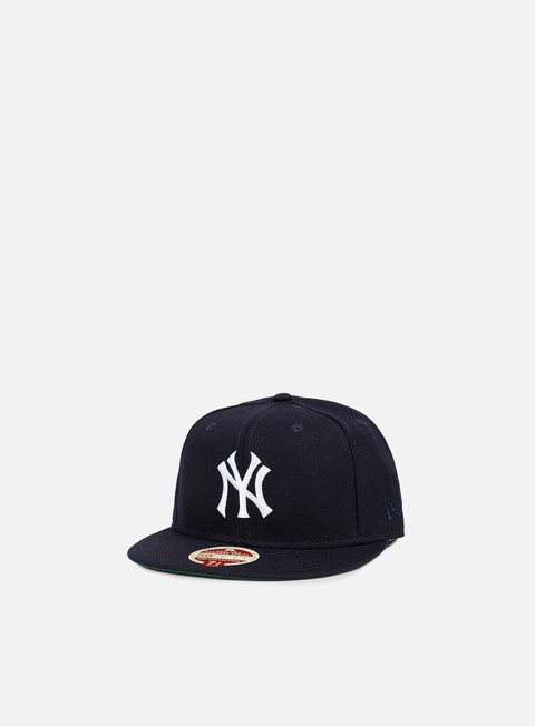 Outlet e Saldi Cappellini True Fitted New Era 1980 Heritage NY Yankees