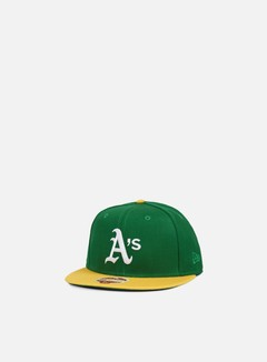 New Era - 1980 Heritage Oakland Athletics, Team Colors