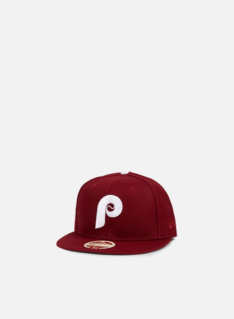 Outlet e Saldi Cappellini True Fitted New Era 1980 Heritage Philadelphia Phillies