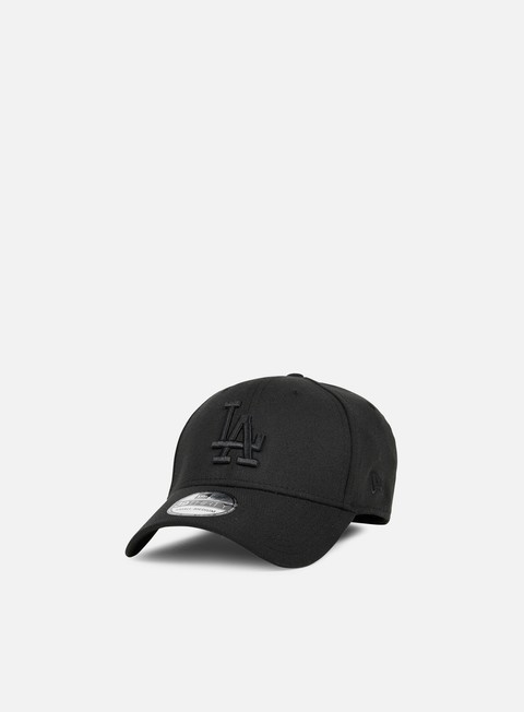 cappellini new era 39thirty bob team poly la dodgers black black