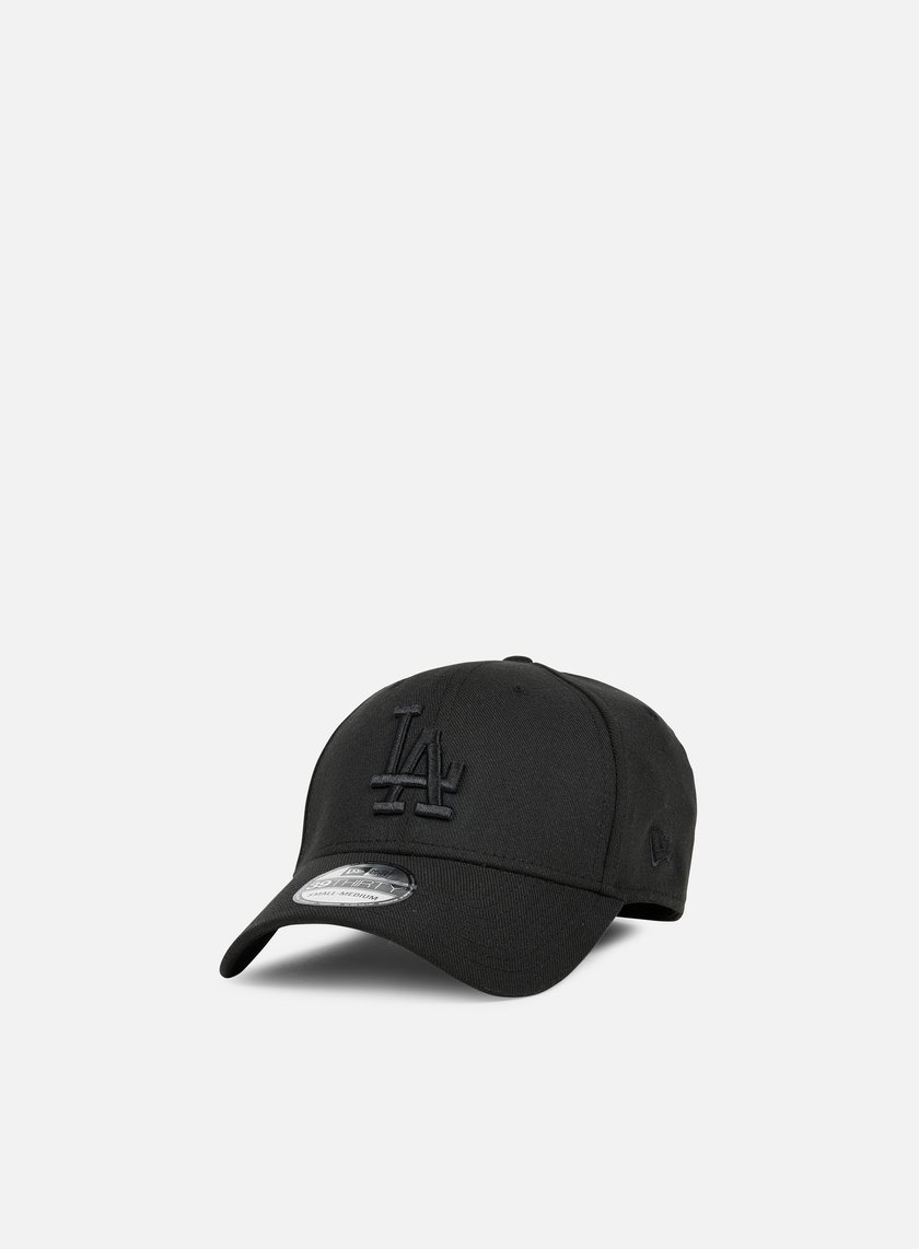 New Era - 39Thirty Bob Team Poly LA Dodgers, Black/Black