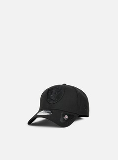 New Era - 39Thirty Bob Team Poly Oakland Raiders, Black/Black 1