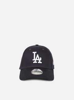 New Era - 39Thirty League Basic LA Dodgers, Navy/White 1