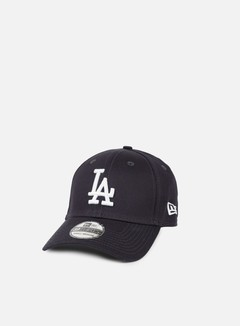 New Era - 39Thirty League Basic LA Dodgers, Navy/White 2