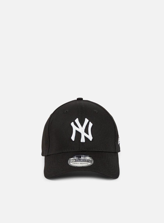 NEW ERA 39Thirty League Basic NY Yankees € 27 Flexfit Caps ... 06eabf645