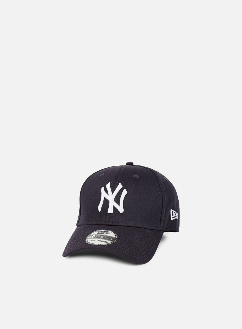 New Era - 39Thirty League Basic NY Yankees, Navy/White