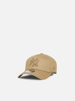 New Era - 39Thirty Tonal League Essential NY Yankees, Wheat 1