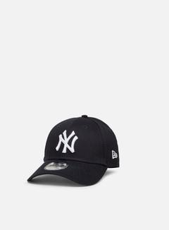 New Era - 9Forty League Basic NY Yankees, Navy/White 2