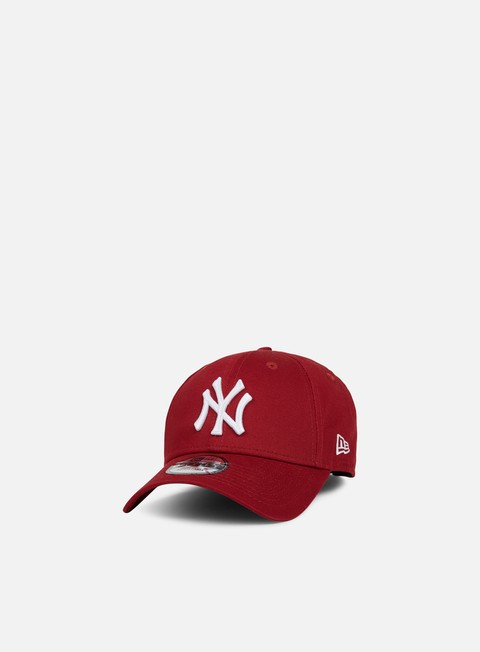 cappellini new era 9forty mlb league essential strapback ny yankees cardinal
