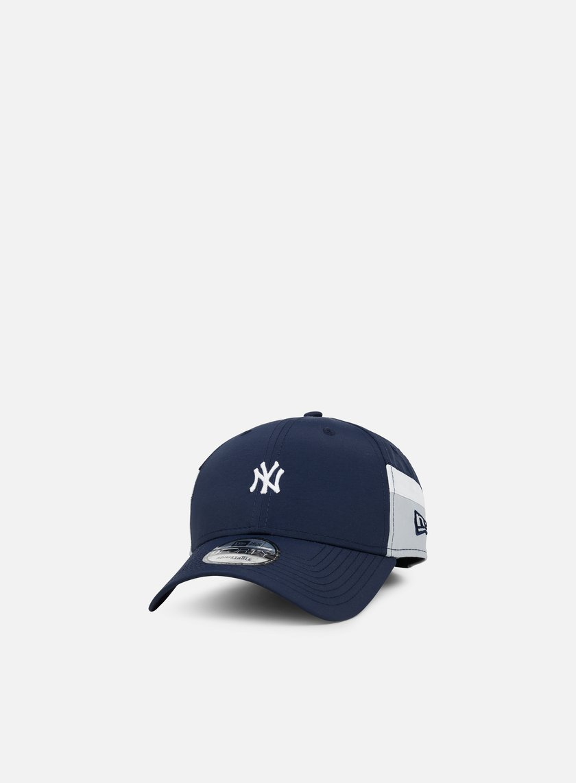 New Era - 9Forty Side Block Snapback NY Yankees, Team Colors