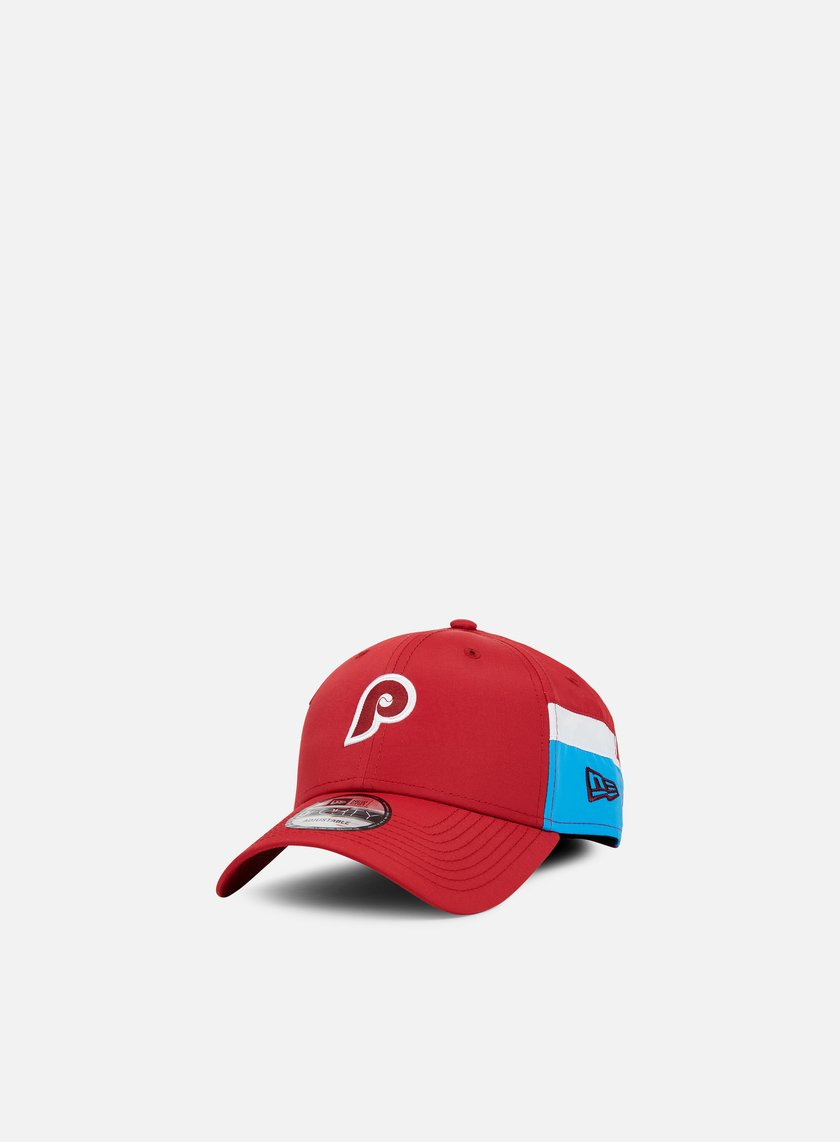 New Era - 9Forty Side Block Snapback Philadelphia Phillies, Team Colors