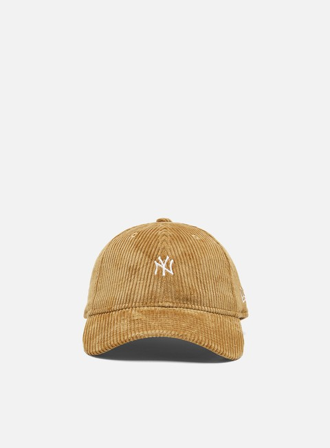 New Era 9Forty Unst Corduroy Strapback NY Yankees