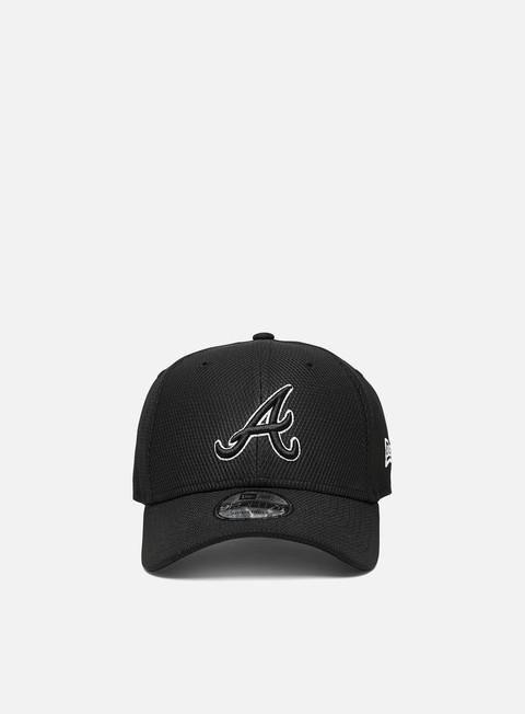 New Era Alt Team Diamond Era 9Forty Strapback Atlanta Braves