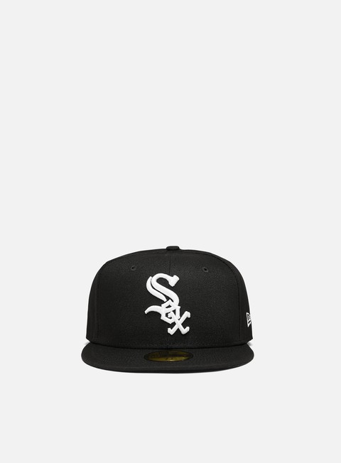 True Fitted Caps New Era Authentic On Field Game 59Fifty Chicago White Sox Cap