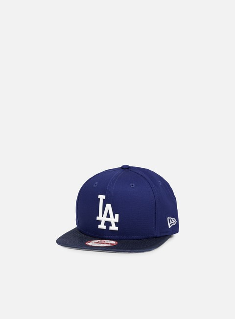 cappellini new era ballistic weld snapback la dodgers team colors