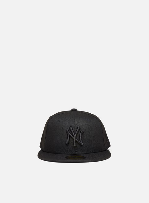 cappellini new era basic ny yankees black black