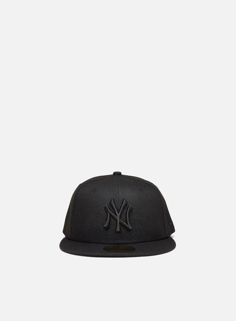 Cappellini con visiera New Era Basic NY Yankees