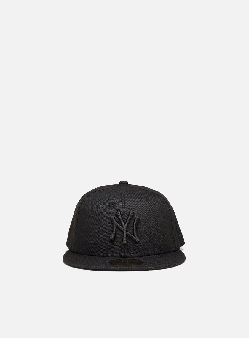 New Era - Basic NY Yankees, Black Black