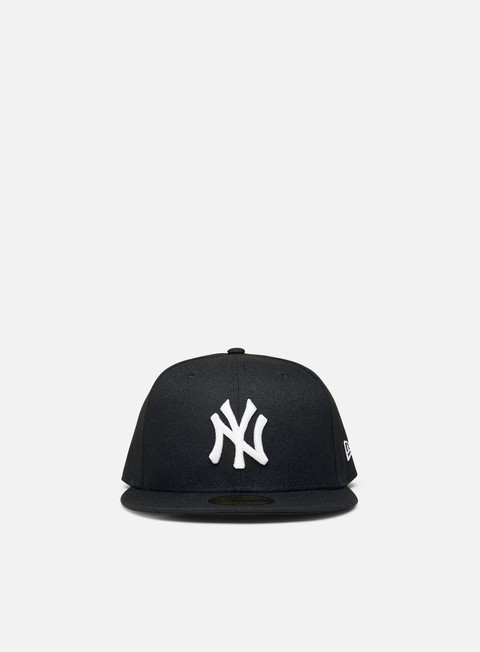 Outlet e Saldi Cappellini True Fitted New Era Basic NY Yankees