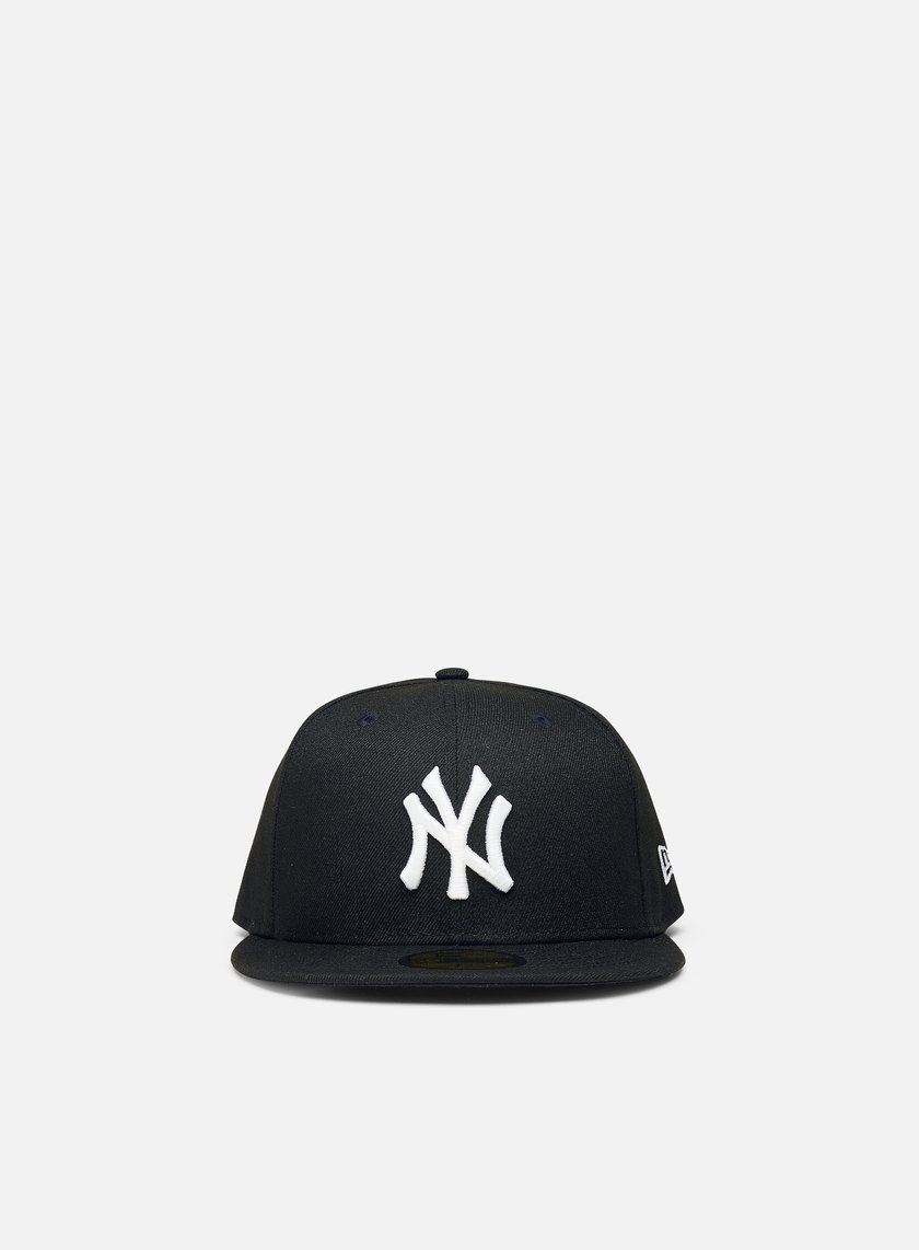 New Era - Basic NY Yankees, Black/White