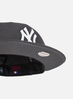 New Era - Basic NY Yankees, Dark Grey 4