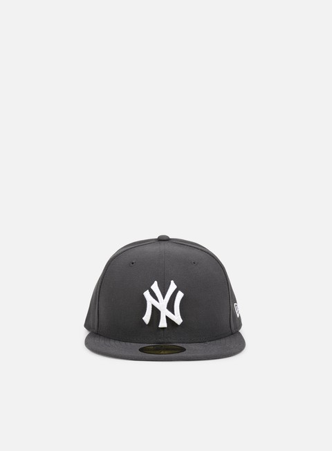 cappellini new era basic ny yankees dark grey