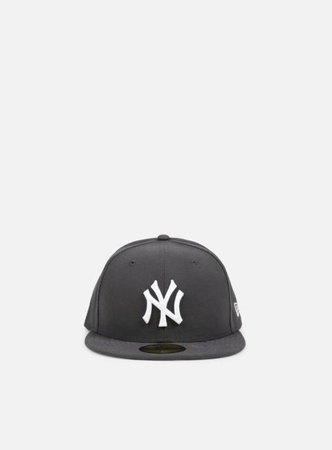 True Fitted Caps New Era Basic NY Yankees