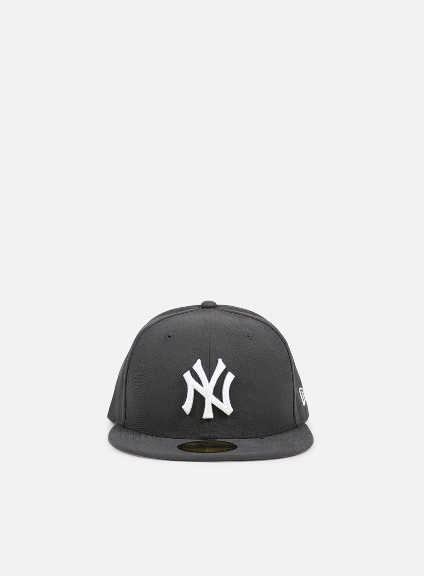 New Era - Basic NY Yankees, Dark Grey