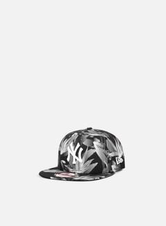 New Era - Birds Of Paradise Snapabck NY Yankees, Black 1