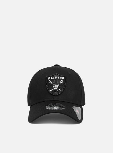 New Era Black Base 9Forty Snapback Las Vegas Raiders