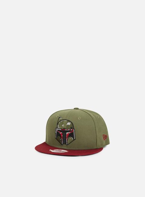 Sale Outlet Snapback Caps New Era Boba Fett Snapback