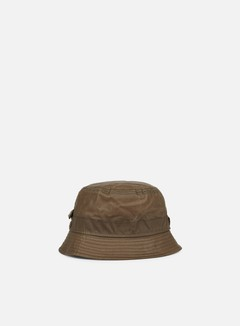 New Era - British Millerain Bucket Hat, Khaki 1