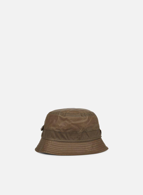 New Era - British Millerain Bucket Hat, Khaki