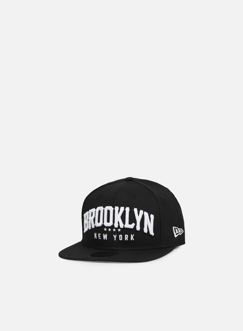cappellini new era brooklyn league city snapback black