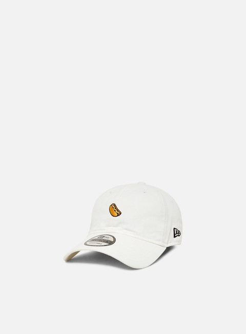 Sale Outlet Curved Brim Caps New Era Brushed Icons 9Twenty Strapback