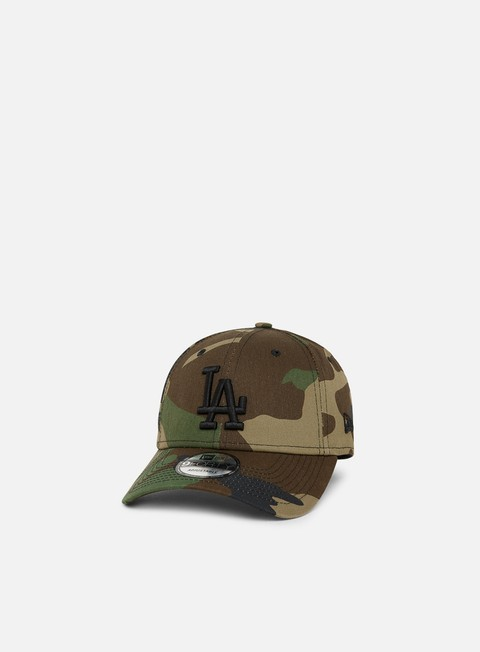 Sale Outlet Curved Brim Caps New Era Camo Essential 9Forty LA Dodgers