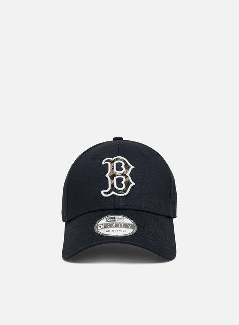 New Era Camo Infill 9Forty Strapback Boston Red Sox