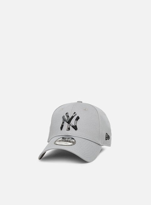 New Era Camo Infill 9Forty Strapback NY Yankees