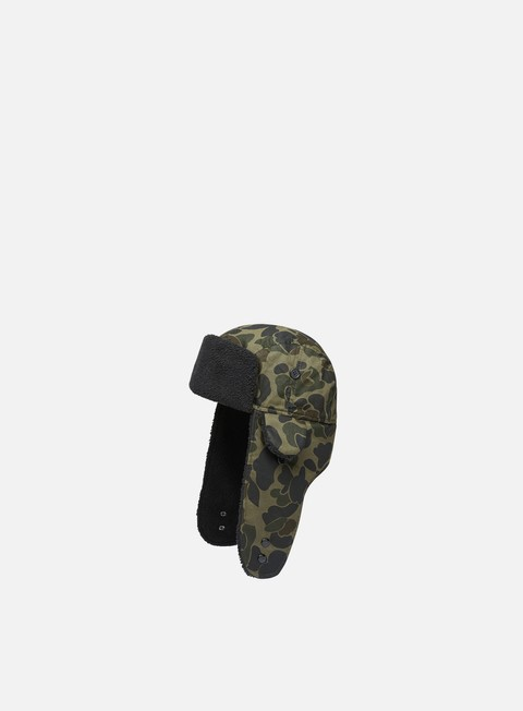 New Era Camo Trapper Hat