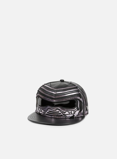 True Fitted Caps New Era Character Face Villan
