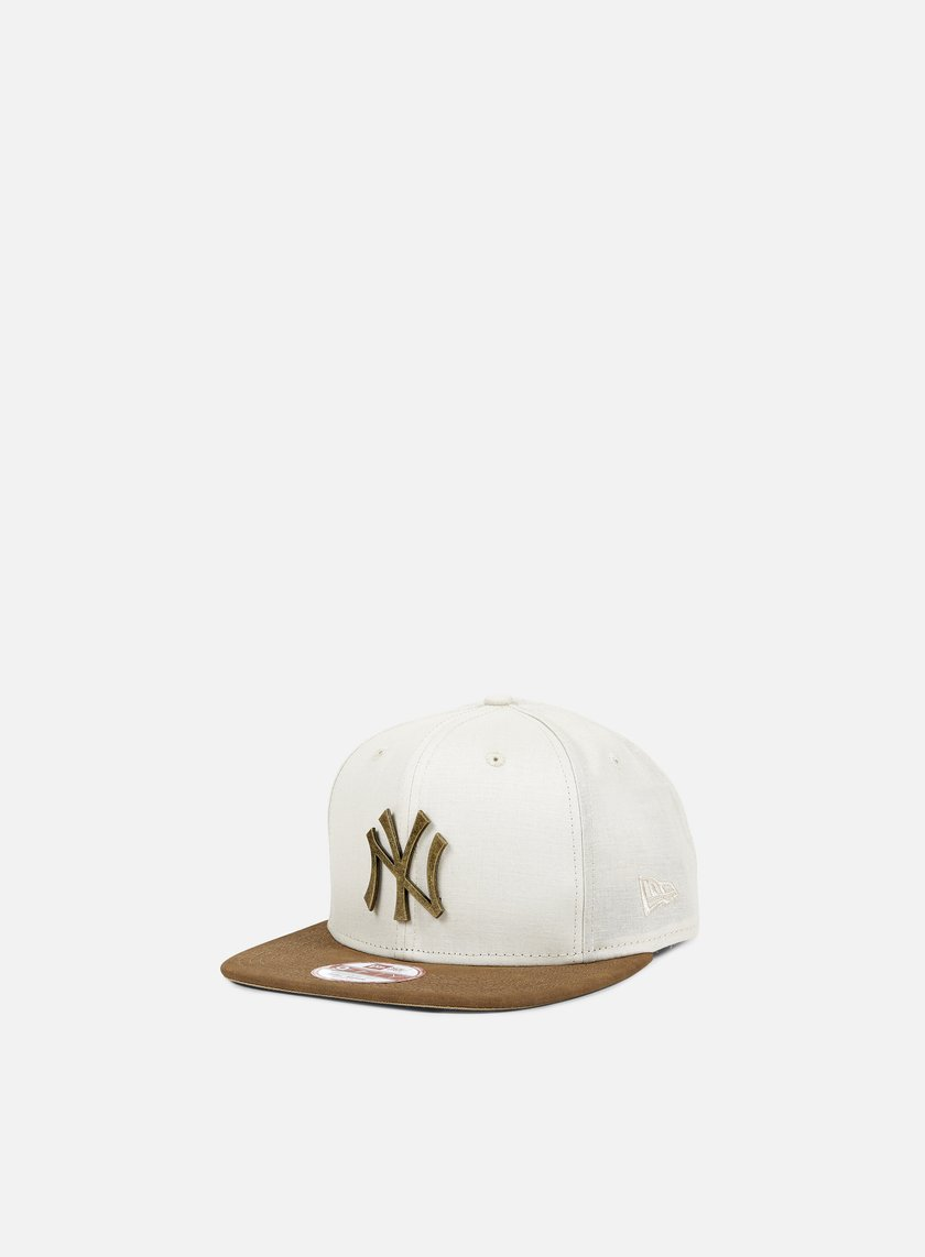 New Era - Classic Rust Snapback NY Yankees, Sand/Brown