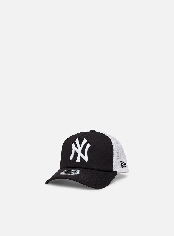 New Era Clean Trucker NY Yankees