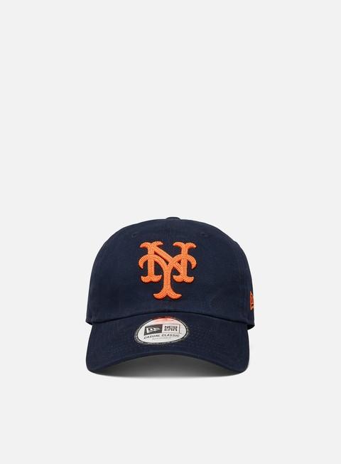 Cappellini con visiera New Era Coops Casual Classic 9Twenty Cap NY Mets
