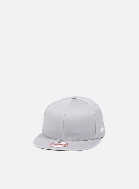 cappellini new era cotton snapback grey