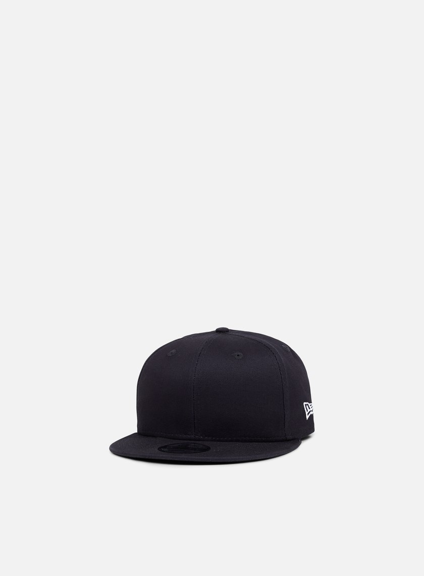 New Era - Cotton Snapback, Navy